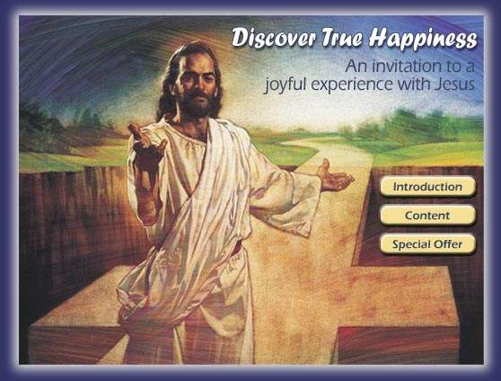 Discover True Happiness An Invitation To A Joyful